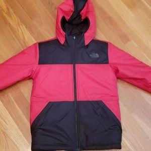 The North Face children's coat 10/12